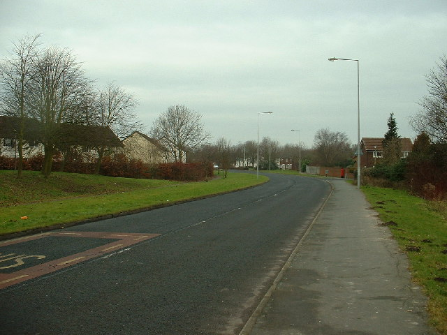 Tanterton Hall Road, Tanterton