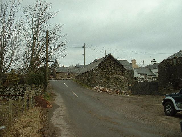 Glasfryn Village