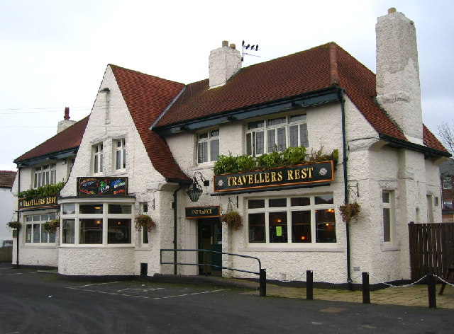 The Travellers Rest, High Friarside