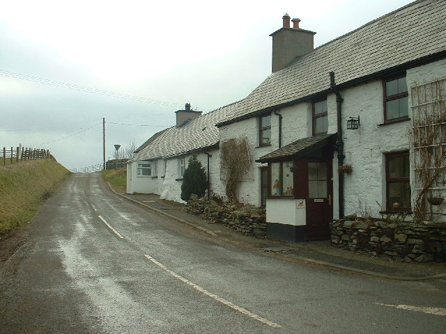 Cottages at Rhydlydan