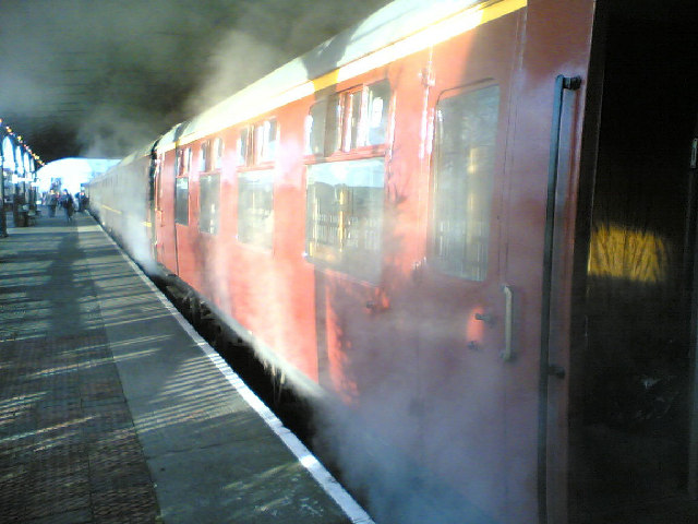 Bo'ness & Kinneill Steam Railway