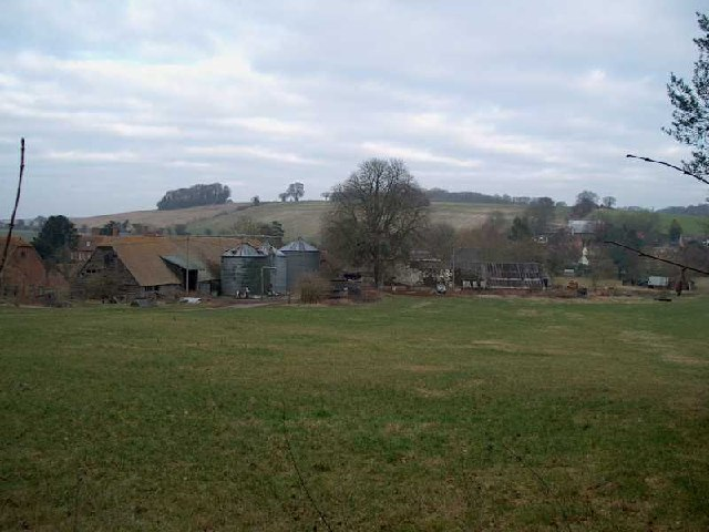 Manor Farm Hampstead Norreys Berkshire