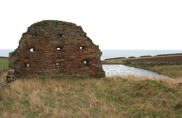 Remains of St. Murdoch's Chapel