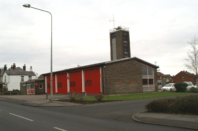 Fire Station at Weld Bank