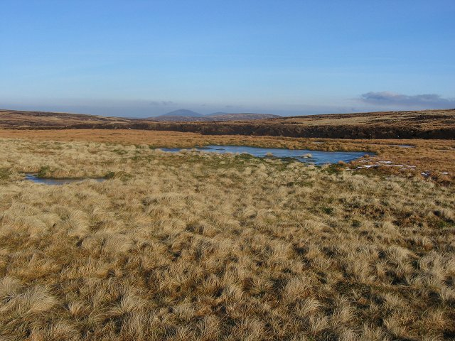 Plateau near Lair of Whitestone.