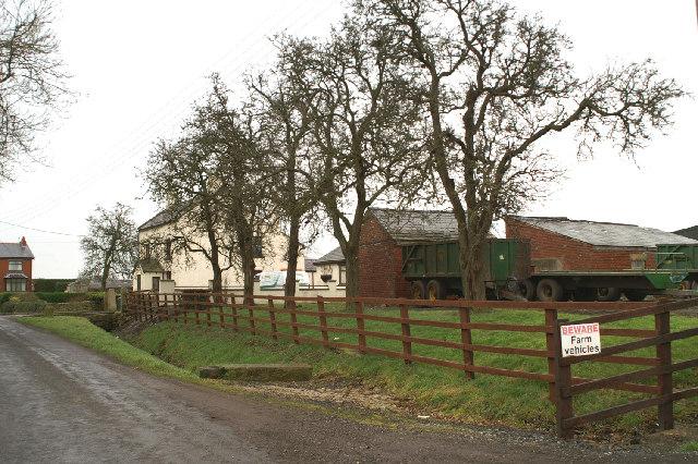 Culshaws Farm