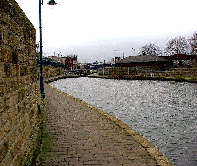 Huddersfield Canal Stalybridge