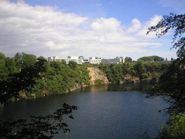 Rubislaw Quarry, Aberdeen