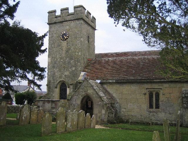 Whitwell: The Church of St Mary & St Rhadegund