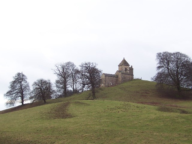 Chapel on How Hill