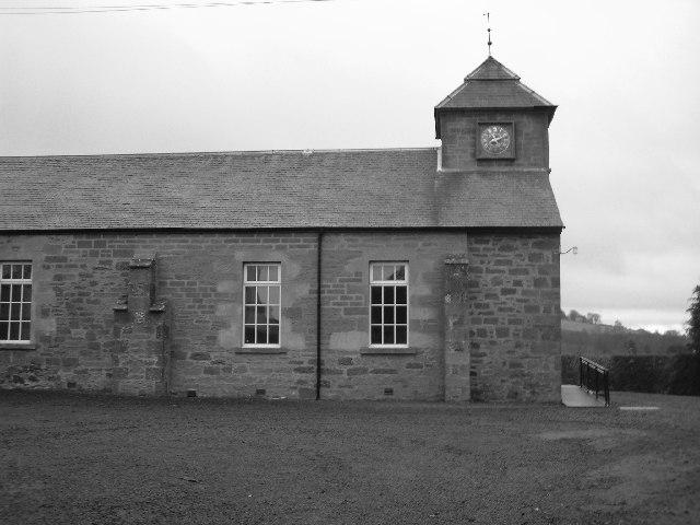 Kinrossie Town Hall