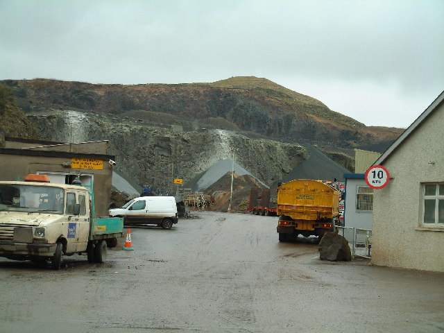 Collace Quarry