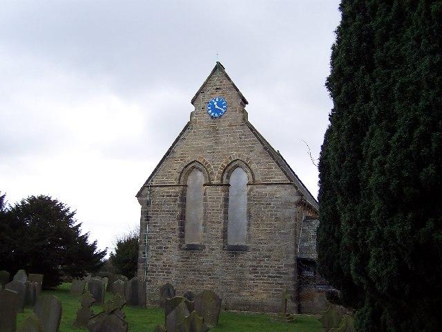 Church at Sawley