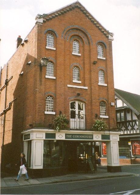 The Corn House, Wyle Cop, Shrewsbury