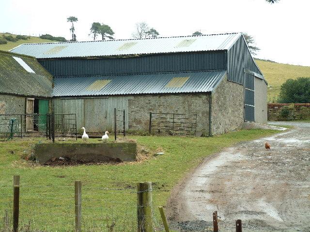 The Ford farm