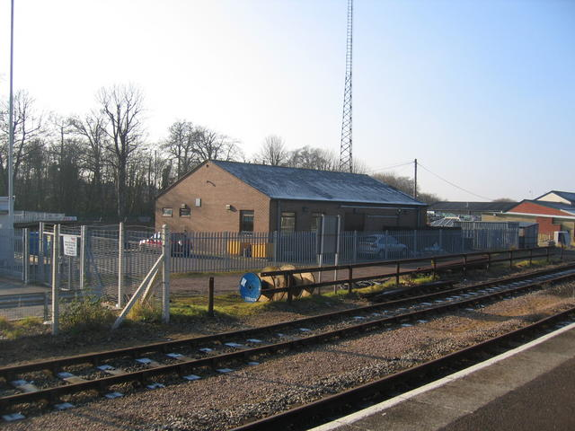 Leamington Spa signal box
