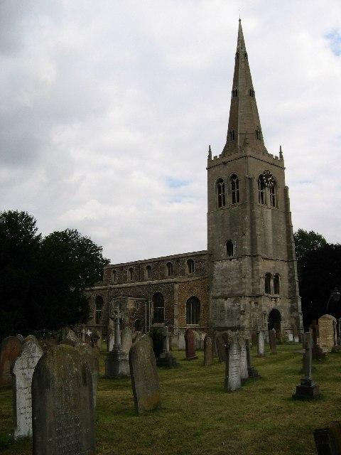 St. Mary's Church - Godmanchester, Cambridgeshire