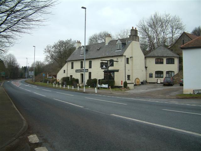 The Rock & Fountain Inn