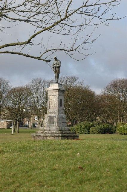 Denholme War Memorial
