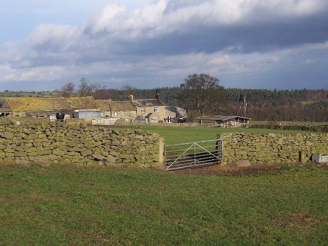 Warsill Hall Farm