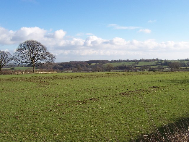 Fields and Countryside south east of Raventofts