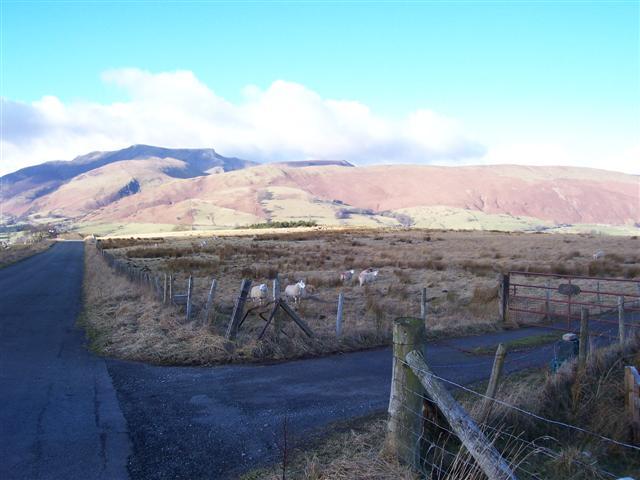 Roman Road Field Head Entrance.