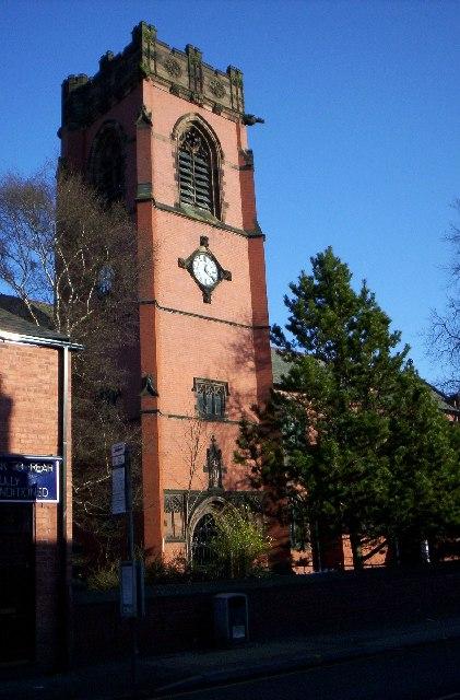 St Thomas, Bedford, Leigh