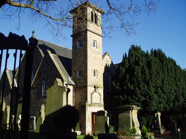 Colinton Church