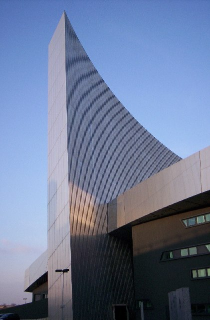 Air Shard, Imperial War Museum North