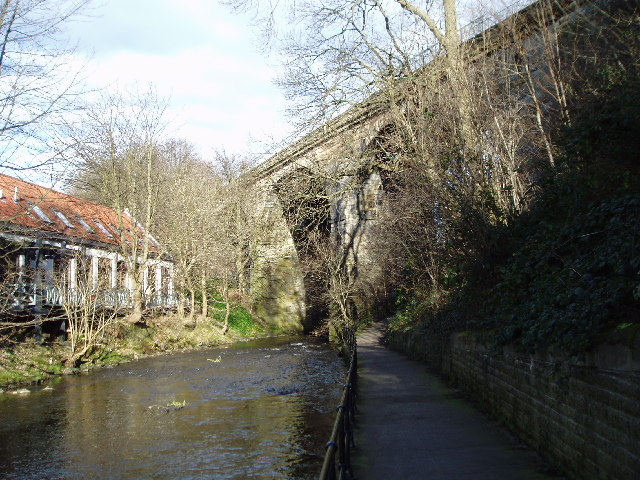 Roseburn Viaduct, Edinburgh