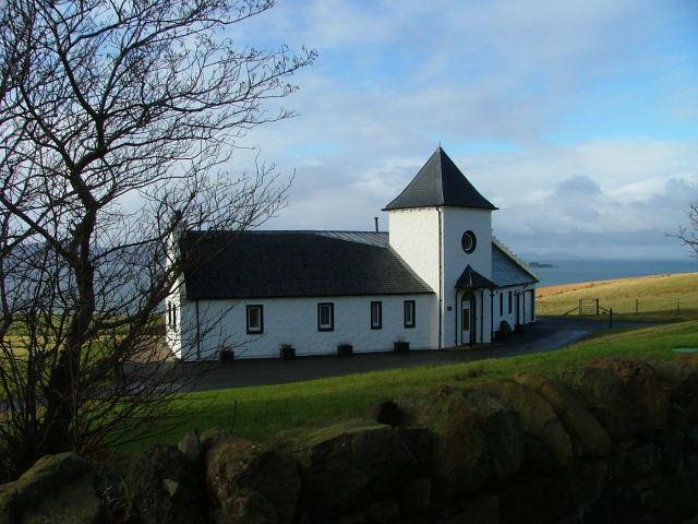 Gatehouse to Waternish Estate