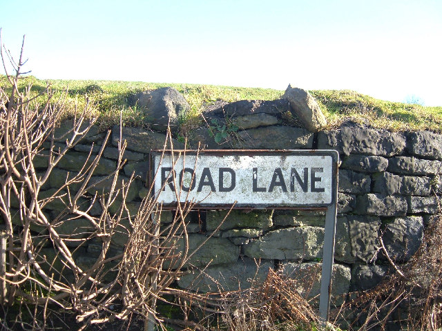 Road Lane, Healey near Rochdale