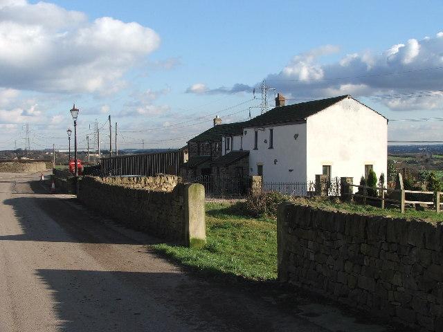 Blind Lane Farm.