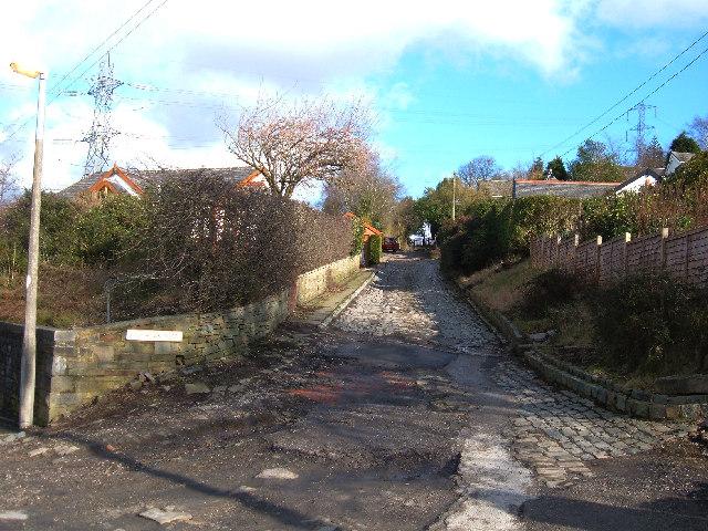 High Peak Road, Broadley
