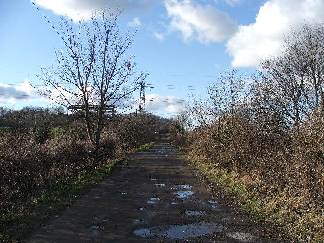 Lindale Lane, Kirkhamgate.