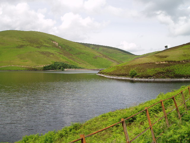 Coulter Reservoir