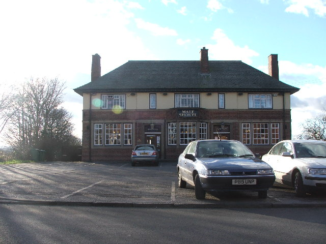 The Malt Shovel.