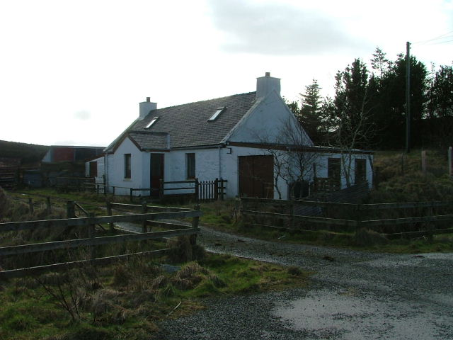 House at the Gillen township road end
