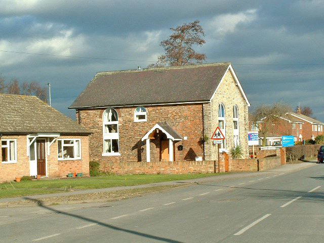 Barlow, Old Methodist Chapel