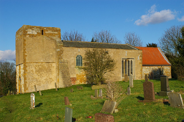 Church of St. Mary, Barnetby-Le-Wold