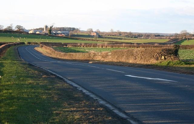 A6108 Northbound