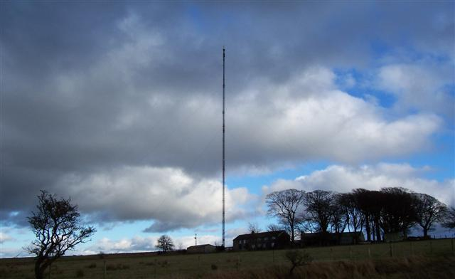 The Caldbeck Transmitter.
