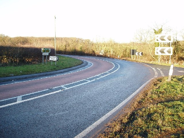 A617 Junction to Averham Park