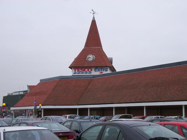 Tesco's Superstore, Swindon