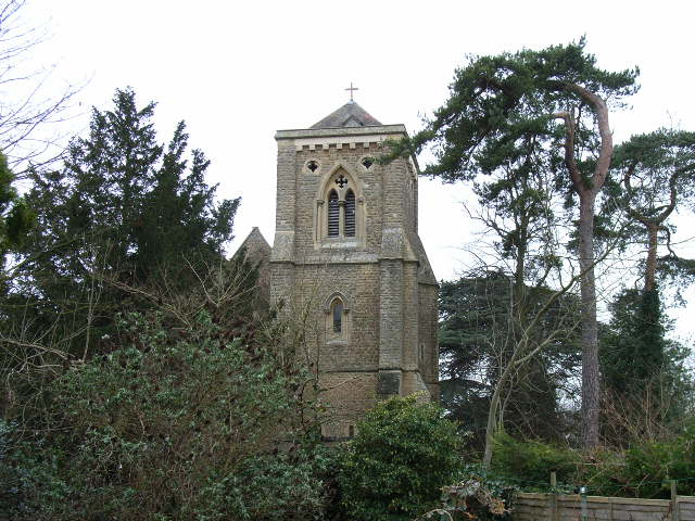 St Mary and St Nicholas's, Littlemore