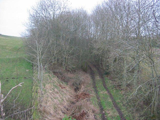 Berwickshire Line.