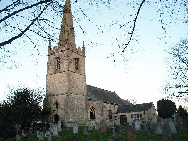 St Giles Church, Balderton