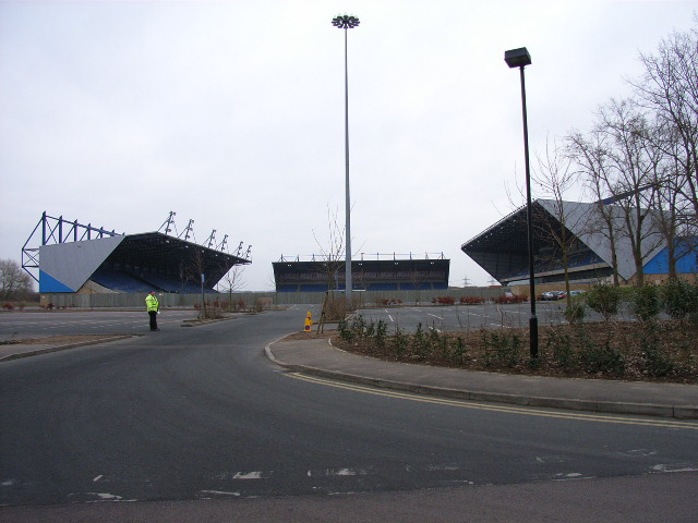 The Kassam Stadium, Oxford