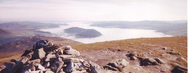 From Meall Greigh