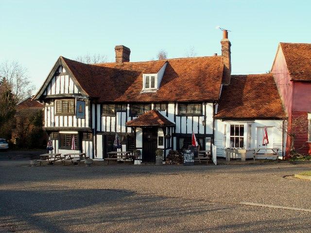 Bell Inn, Woodham Walter, Essex
